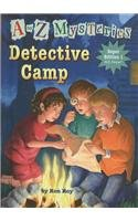 9780756968878: Detective Camp (A to Z Mysteries Super Editions)