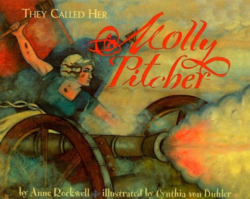 9780756969028: They Called Her Molly Pitcher