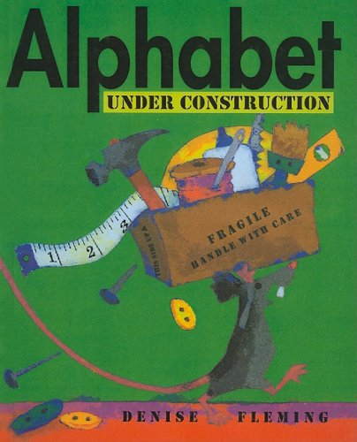 9780756969264: Alphabet Under Construction