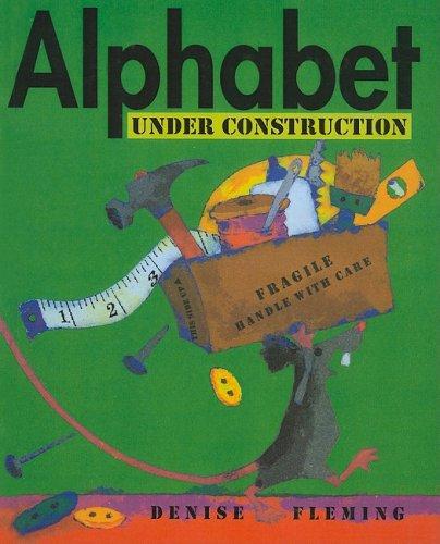 9780756969264: Alphabet Under Construction