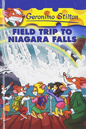 9780756969417: Field Trip to Niagara Falls (Geronimo Stilton)