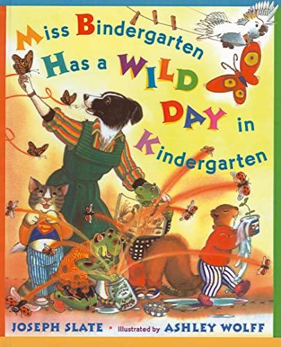 9780756969479: Miss Bindergarten Has a Wild Day in Kindergarten (Miss Bindergarten Books (Pb))