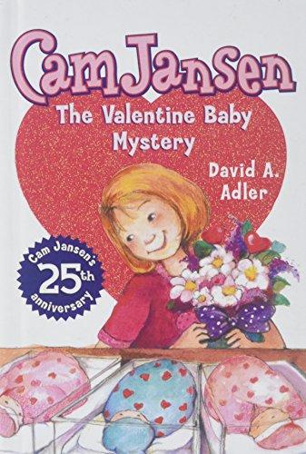 9780756969493: The Valentine Baby Mystery (Cam Jansen)