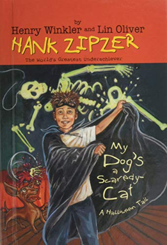 9780756969509: My Dog's a Scaredy-Cat (Hank Zipzer; The World's Greatest Underachiever (Prebound))