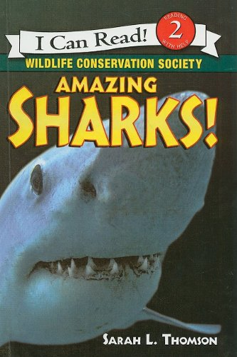 9780756969578: Amazing Sharks! (I Can Read Books: Level 2)