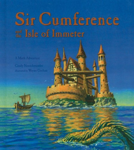9780756969707: Sir Cumference and the Isle of Immeter (Math Adventures (Prebound))