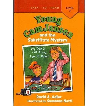 9780756969745: Young CAM Jansen and the Substitute Mystery (Puffin Easy-To-Read)