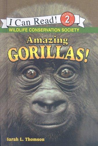 9780756969769: Amazing Gorillas! (I Can Read Books: Level 2 (Pb))