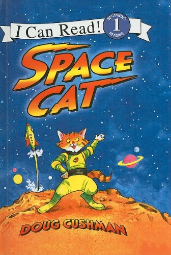 9780756969776: Space Cat (I Can Read Books: Level 1)