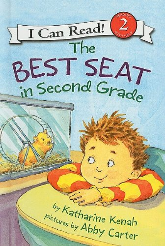 9780756969790: The Best Seat in Second Grade (I Can Read Books: Level 2)