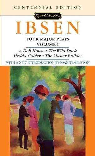9780756970970: A Doll's House (Four Major Plays, Vol. I) (Signet Classics)
