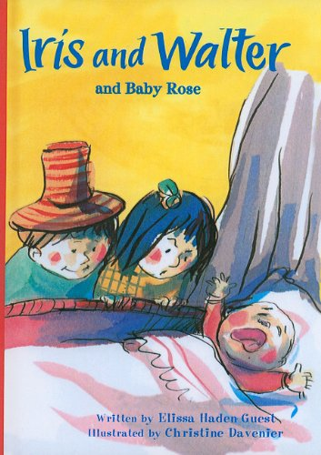 9780756971212: Iris and Walter and Baby Rose (Iris & Walter (Prebound))
