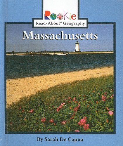 9780756971533: Massachusetts (Rookie Read-About Geography (Pb))