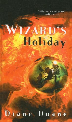 9780756971663: Wizard's Holiday (Young Wizards (Pb))