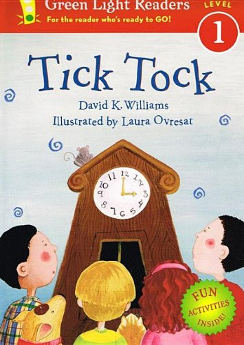 9780756972103: Tick Tock (Green Light Readers: Level 1 (Pb))