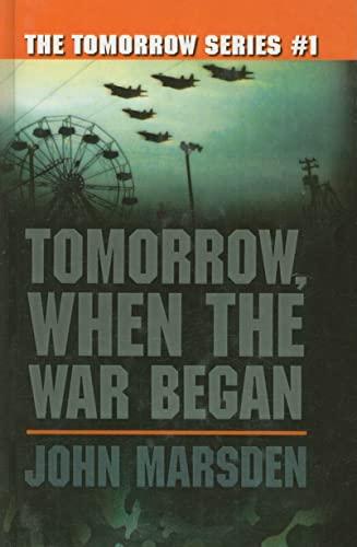 9780756972363: Tomorrow, When the War Began (Tomorrow (Prebound))