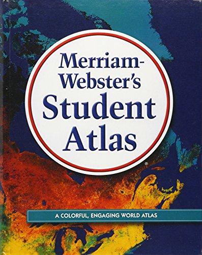 9780756972691: Merriam-Webster's Student Atlas