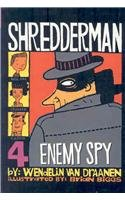 Enemy Spy (Shredderman (Prebound))