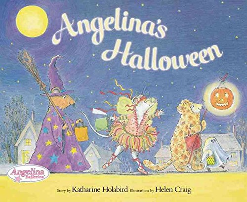 9780756974732: Angelina's Halloween (Angelina Ballerina (8x8))