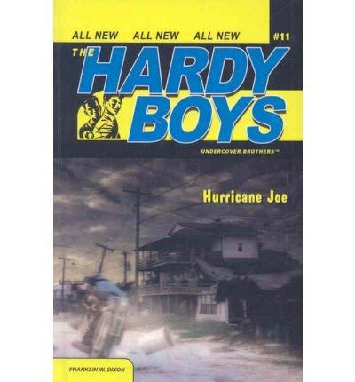 9780756974961: Hurricane Joe (Hardy Boys Graphic Novels)