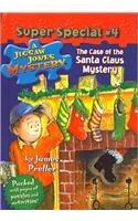 The Case of the Santa Claus Mystery (Jigsaw Jones Super Special): James Preller