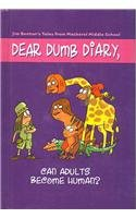 9780756975623: Can Adults Become Human? (Dear Dumb Diary)