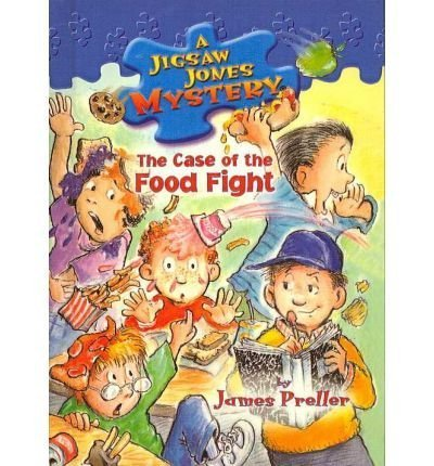 9780756975647: Case of the Food Fight (Jigsaw Jones Mysteries (Pb))