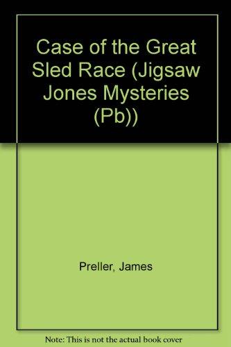 9780756975678: Case of the Great Sled Race (Jigsaw Jones Mysteries (Pb))