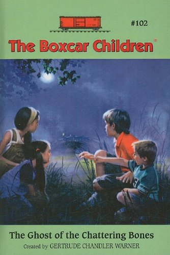 9780756976118: The Ghost of the Chattering Bones (Boxcar Children)
