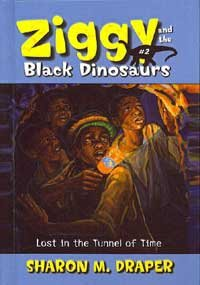 9780756976507: Lost in the Tunnel of Time (Ziggy and the Black Dinosaurs (Pb))