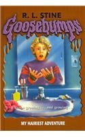 9780756976637: My Hairiest Adventure (Goosebumps)