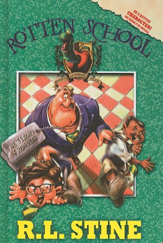 9780756977016: The Teacher from Heck (Rotten School (Prebound))