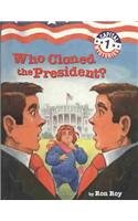 Who Cloned the President?: Roy, Ron