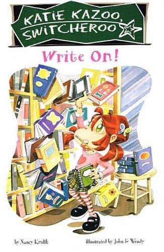 Write On!: Krulik, Nancy