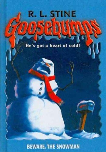 9780756977344: Beware, the Snowman (Goosebumps)