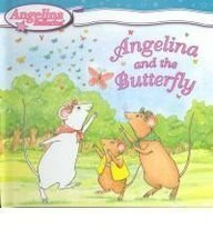 9780756977412: Angelina and the Butterfly (Angelina Ballerina (8x8))