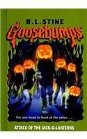 9780756977528: Attack of the Jack-O'-Lanterns (Goosebumps)