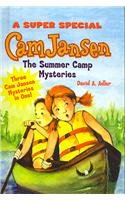 9780756978433: CAM Jansen and the Summer Camp Mysteries: A Super Special (Cam Jansen: A Super Special)
