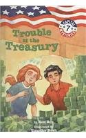Trouble at the Treasury (Capital Mysteries (Pb)) (0756978440) by Ron Roy