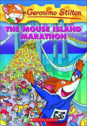 9780756978556: The Mouse Island Marathon (Geronimo Stilton)