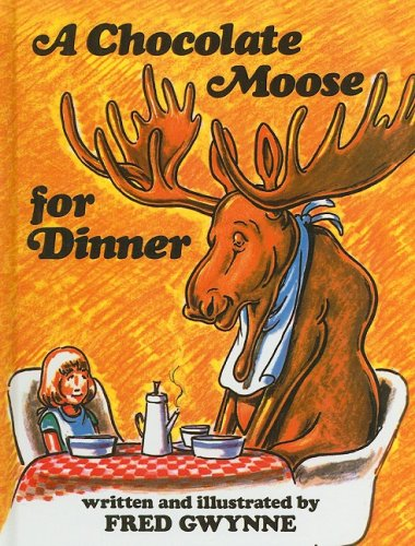 9780756978723: A Chocolate Moose for Dinner