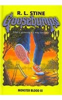 9780756978754: Monster Blood 3 (Goosebumps)