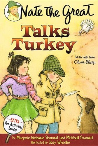 9780756978815: Nate the Great Talks Turkey (Nate the Great Detective Stories)