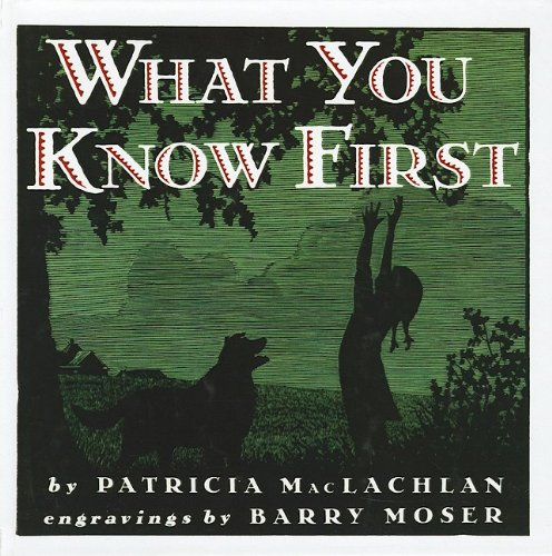 9780756979089: What You Know First