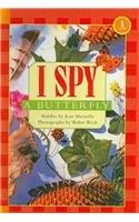 9780756979294: I Spy a Butterfly (I Spy (Scholastic Paperback))