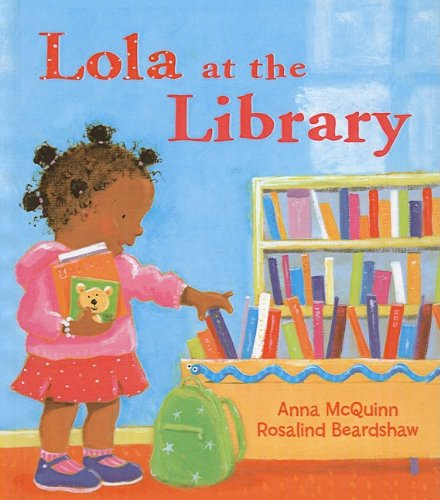 9780756979317: Lola at the Library
