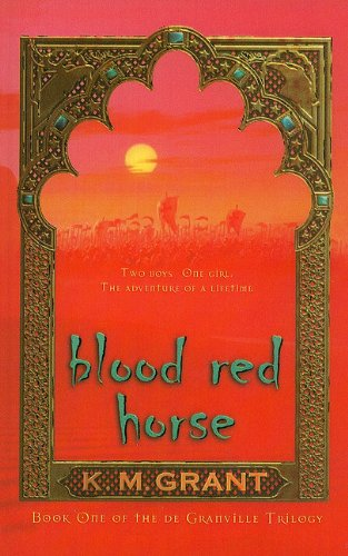 9780756979386: Blood Red Horse (de Granville Trilogy (Prebound))