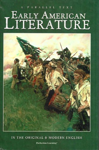 9780756979638: Early American Literature Parallel Text