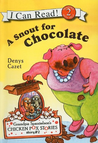9780756980566: A Snout for Chocolate (I Can Read Books: Level 2)