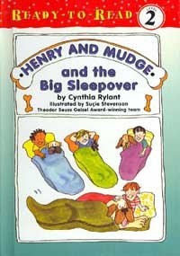 9780756981174: Henry and Mudge and the Big Sleepover (Ready-To-Read: Level 2)